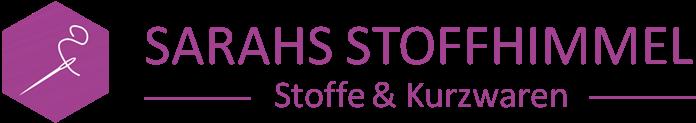 Sarahs Stoffhimmel-Logo